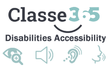 Classe365 Accessibility